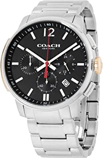Coach Mens Bleecker Chrono