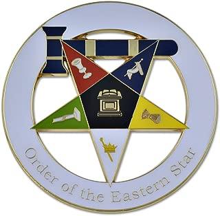 worthy matron emblem