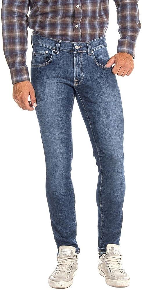 Carrera, jeans slim per uomo,100% cotone 000717_0970A_711