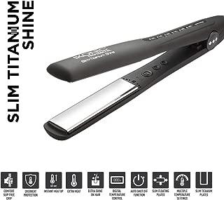 IkonicSG_B00V9SY5BM_INSlim Titanium Shine Hair Straightner (Black)