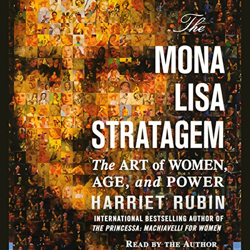The Mona Lisa Stratagem audiobook cover art