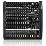 Dynacord cms 1000–310channels 15–70000Hz negro–Mesas de mezclas de audio (10canales, 24Bit, 15–70000Hz, 85db, 96kHz, 0,005%)