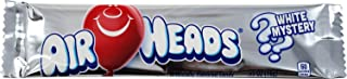 Airheads Candy Individually Wrapped Bars, White Mystery, 0.55 Ounce,36 count