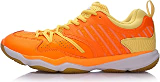 LI-NING Men Ranger Daily Lightweight Badminton Training Shoes Team Flexible Sports Sneakers AYTM081