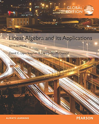 Linear Algebra and Its Applications, eBook, Global Edition (English Edition)