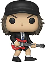 Funko Pop! Rocks: AC/DC - Agnus Young (Styles May Vary) Toy, Standard, Multicolor