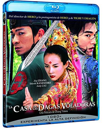 La Casa De Las Dagas Voladoras- Bd [Blu-ray]