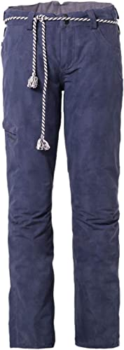 Bcourirotti Pantalon Ski Snowboard Azuma Ao Femmes Snowpants Pantalon de Neige Bleu Marine