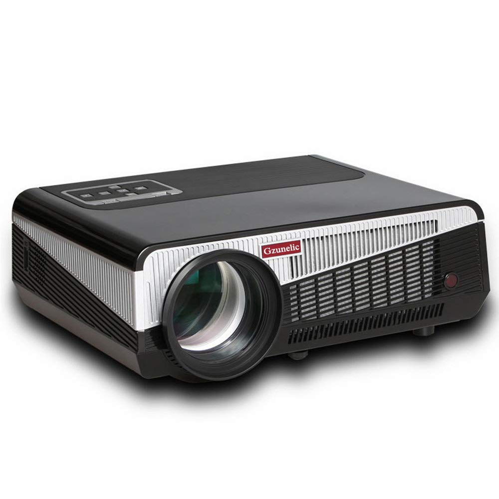 Gzunelic Projector Proyector Bluetooth Entertainment