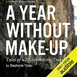 A Year Without Make-Up audiobook cover art