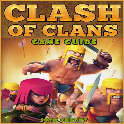 Clash of Clans Game Guide cover art