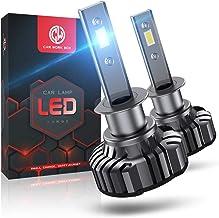 H1 LED Bombillas Faros Delanteros para Coches