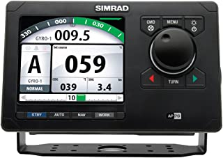 Simrad AP70 Control Unit; AP70 Control Unit with User Manual, 6m (19.6 ft) Cable with connectors in Both Ends