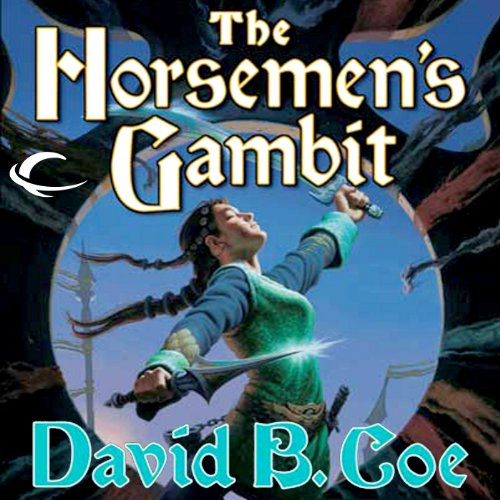 The Horseman's Gambit audiobook cover art