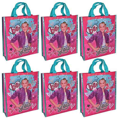 JoJo Siwa Goodie Bags (Pack of 6)