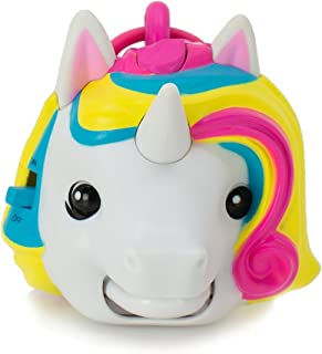 Mojimoto Unicorn Repeating Talk-Back Toy That Records & Repeats and Lip-syncs to Music! (Styles May Vary) by Cepia