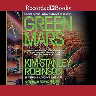 Green Mars cover art
