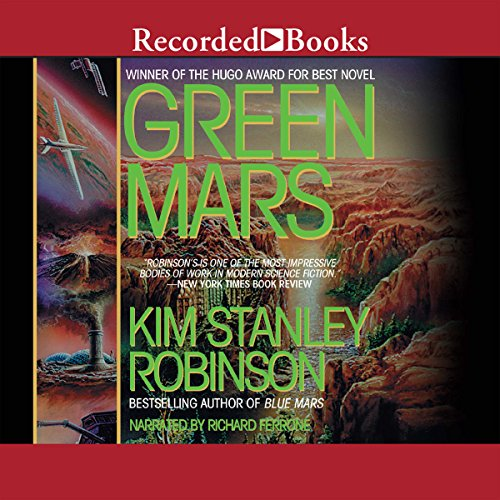 Couverture de Green Mars