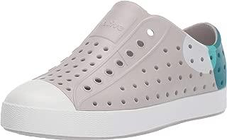 Kids Shoes Jefferson Block (Little Kid/Big Kid) Tundra Grey/Shell White/Dot Block 5 Big Kid