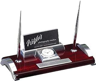 engraved pen desk sets
