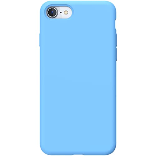 pale blue iphone 8 case