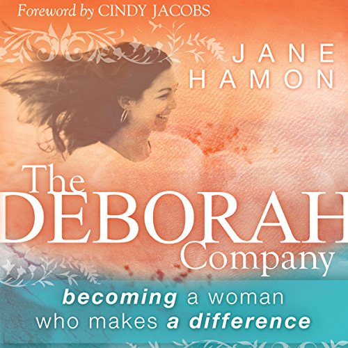 The Deborah Company audiobook cover art