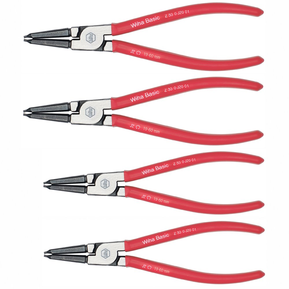 Wiha 32626 Limited time for free shipping Pliers Straight Internal Ring Purchase Set Piece 4