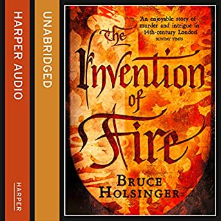 The Invention of Fire cover art