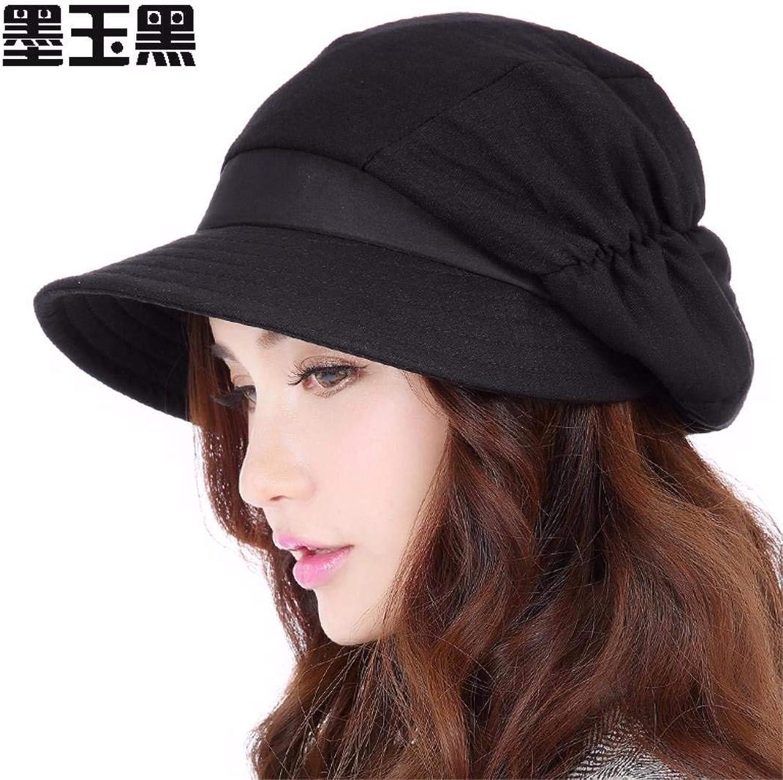 Chuiqingnet Summer Visor ladies casual sun hat sun hat spring and summer getaways stylish outdoor folding
