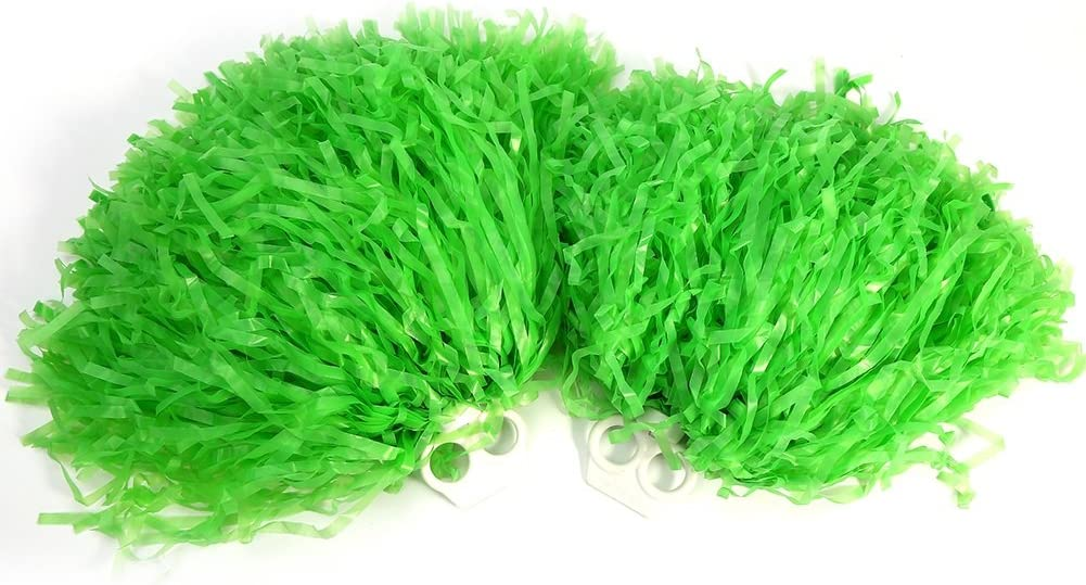 VGEBY 2 Pcs Cheerleader Pom Cheerleading Dance Sport Limited time sale lowest price Poms Party