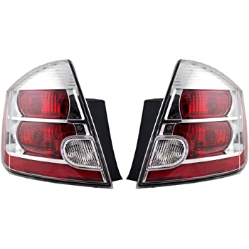 Classic Epic Lighting OE Style Replacement Rear Brake Tail Lights for 1999-2003 Chevrolet GMC Silverado GM2800173 GM2801173 15198453 19169017 15198460 19169018 Left /& Right Sides Pair Sierra