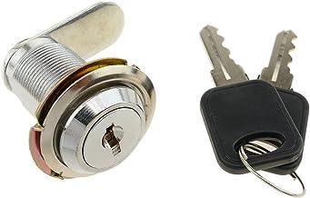 PrimeMatik - 27mm x M18 plat knevelslot met vierkante platte sleutel