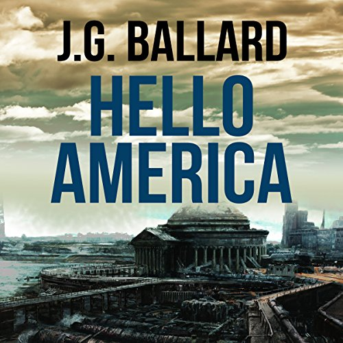 Hello America audiobook cover art