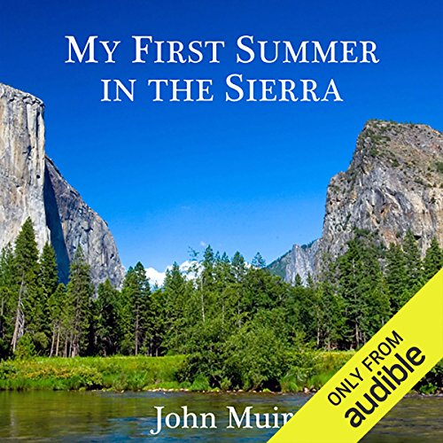 My First Summer in the Sierra audiobook cover art