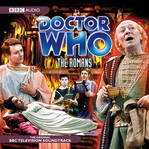 Doctor Who     The Romans (Dramatised)              By:                                                                                                                                 Dennis Spooner                               Narrated by:                                                                                                                                 William Russell                      Length: 1 hr and 54 mins     Not rated yet     Overall 0.0