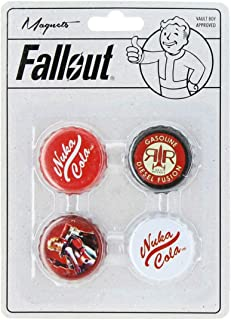 Fallout Magents, Set of 4