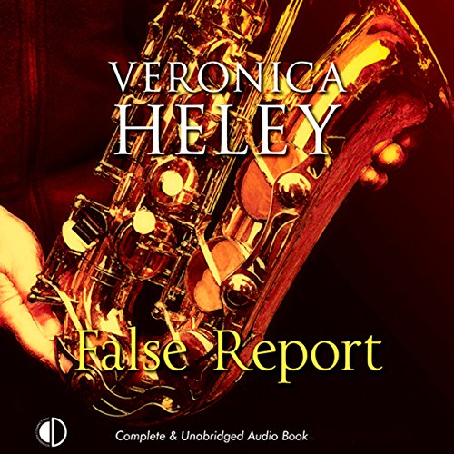 False Report audiobook cover art