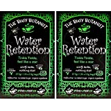 Water Retention Herbal Detox Tea with Nettle, Dandelion and Burdock Root - Helps Reduce Bloating and...