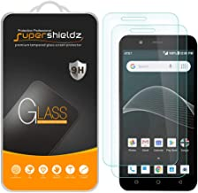 (2 Pack) Supershieldz for AT&T AXIA Tempered Glass Screen Protector, Anti Scratch, Bubble Free