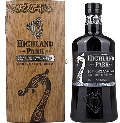 Highland Park Ragnvald Warriors Edition in Holzkiste  Whisky (1 x 0.7 l)