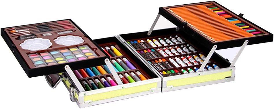 DEARLOYEA 145Pcs Painting Watercolor Pen Set Max 70% OFF Art Colored Washington Mall Drawing