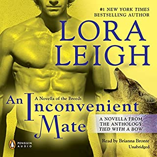 An Inconvenient Mate audiobook cover art