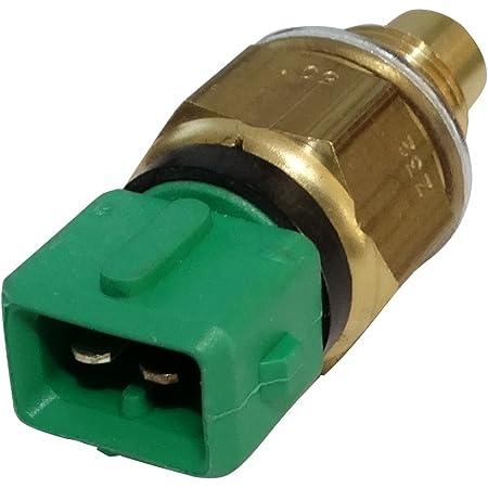 Temperatursensor Fl/üssigkeit K/ühlung C40539 Kompatibel mit 89FB10884AA 1657685 AERZETIX