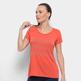Camiseta Gonew Wrk Out Abertura Costas Feminina