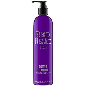 Bed Head Tigi Dumb Blonde Toning Shampoo