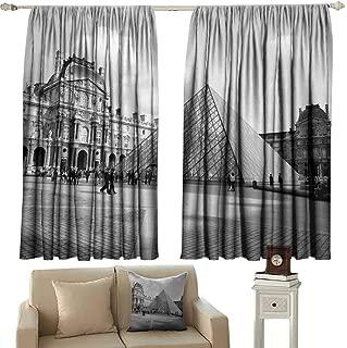 Bedroom windproofcurtain PARIS Home Garden Bedroom Outdoor Indoor Wall Decorations 72