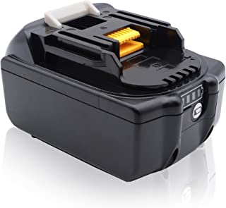 Sponsored Ad – 5.0Ah 18V BL1850 Battery Replacement for Makita BL1815 BL1830 BL1835 BL1840 BL1860 LXT400 194204-5 194205-3...