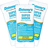 Doheny's Chlorine Super Shock - 24 x 1 lb. Bags