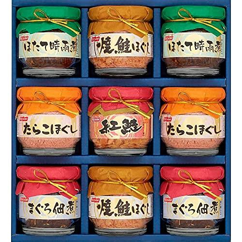( ニッスイ ) びん詰ギフトセット ( 700-6466p )