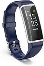 Fitness Watch,Fitness Tracker, Activity Tracker with Heart Rate Monitor,Step Counter,GPS Tracker,Waterproof Smart Wristband for Android and iOS